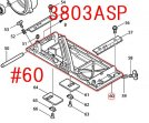 ベース 3803A,3803ASP,3804A用