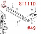 ST111D,ST112D,ST113D用 スパイラルスプリングコンプリート