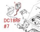DC18RF用 ファン40