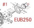 EUB4250,EUB4250SP,EUB250用 ツマミネジM4