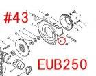 EUB4250,EUB4250SP,EUB250用 トーションスプリング5