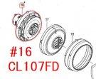 モーターアッセンブリ  CL107FD用