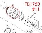 TD172D,TD162D用 ハンマーケースコンプリート