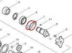 ロックリング TD020D,TD021D,TD022D共通