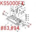ツマミナットM6   KS5000FX等対応
