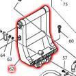 ハンドル AC400X,AC430XH,AC460X等対応
