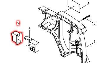 防水カバー VR250D,VR251D対応