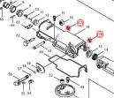 ストップリング軸E6 JR3070CT等対応