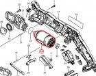JR184D用 直流モーター