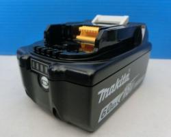 充電式クリーナーCL182FDZW(本体)+バッテリBL1860B(6.0Ah)+DC18RC