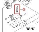 チューブ(燃料タンク周辺) EUB250用