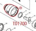 TD160,TD170用 ハンマーケースコンプリート