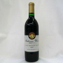 菜根荘ワイン 山ブドウ(赤) 720ml