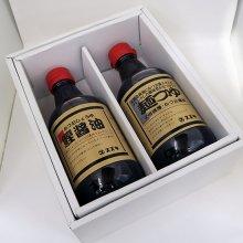 【セット】鰹醤油1本と麺つゆ1本