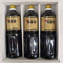 【セット】鰹醤油(1000ml)3本