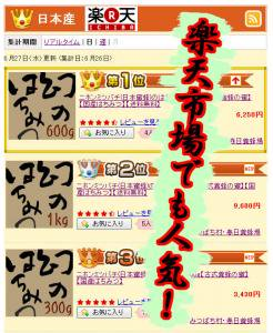 <img class='new_mark_img1' src='//img.shop-pro.jp/img/new/icons12.gif' style='border:none;display:inline;margin:0px;padding:0px;width:auto;' />日本蜜蜂(ニホンミツバチ) 幻のはちみつ 600g (国産)