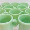 アメリカンミルクグラスブランド ファイヤーキング