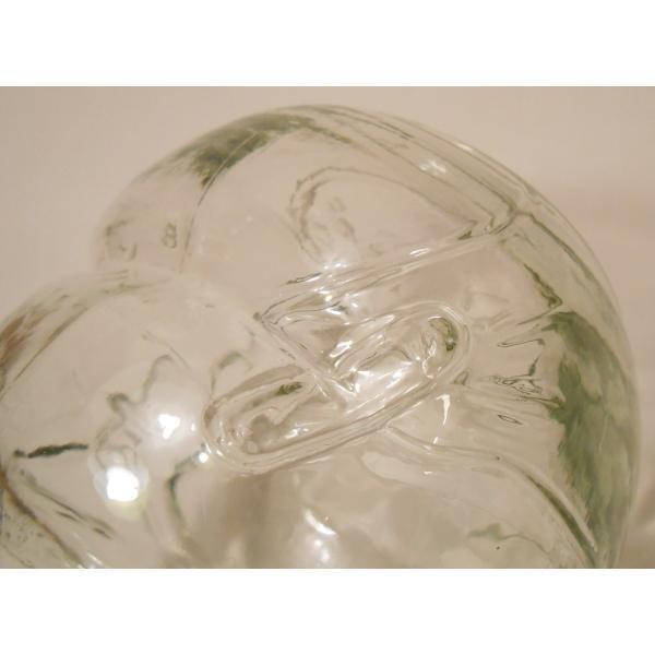 クラフト・赤ちゃんベア型ガラスジャー・容量500ミリリットル【画像6】