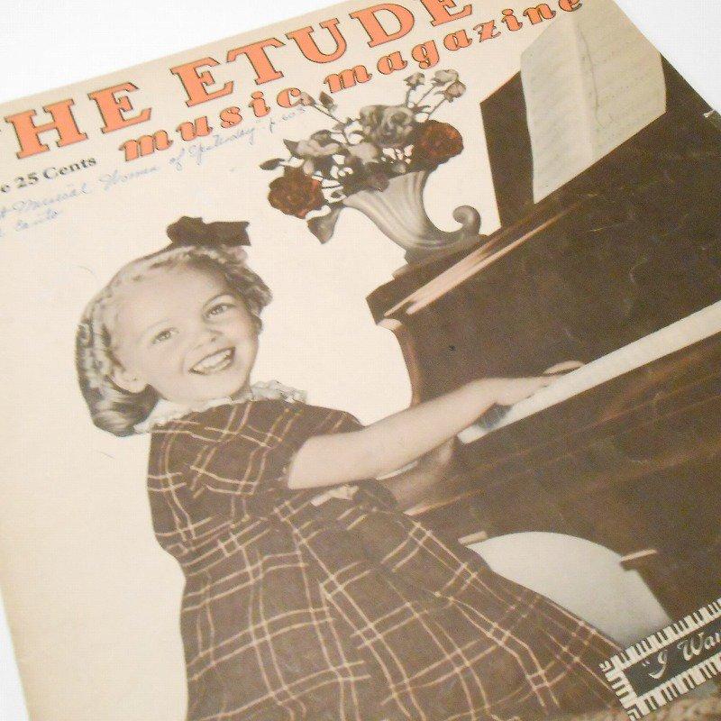 1941年・9月号・The Etude・エチ...