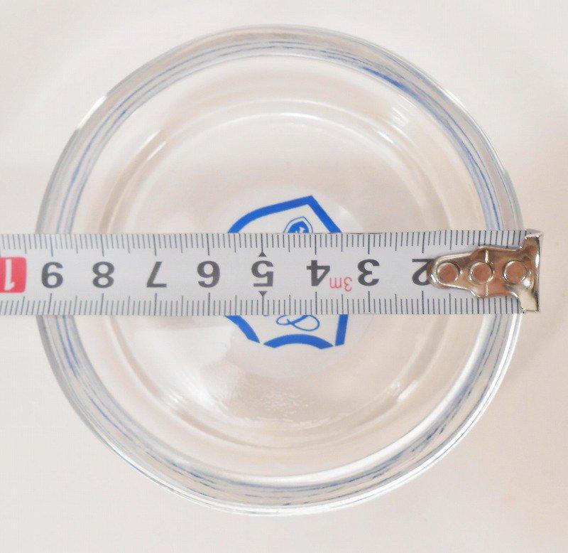 ヴィンテージ灰皿・フェデラルグラスロゴ`・アッシュトレイ【画像9】