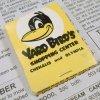 マッチブック ヴィンテージマッチブック・Yard Bird's