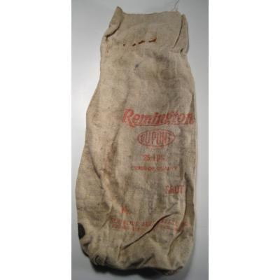 直近のソールドアウト Remington, Dupont アンティーク・鉛玉用サック