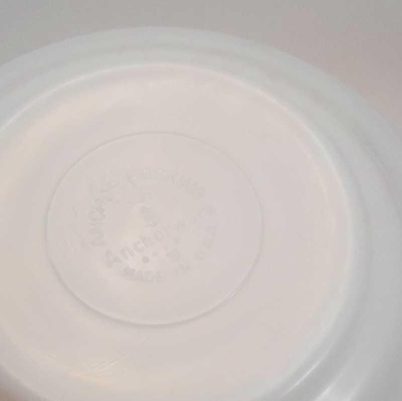 ファイヤーキング・アンカーホッキング917シリーズ・ダブルグリーンライン・カップ&ソーサー【C】【画像13】