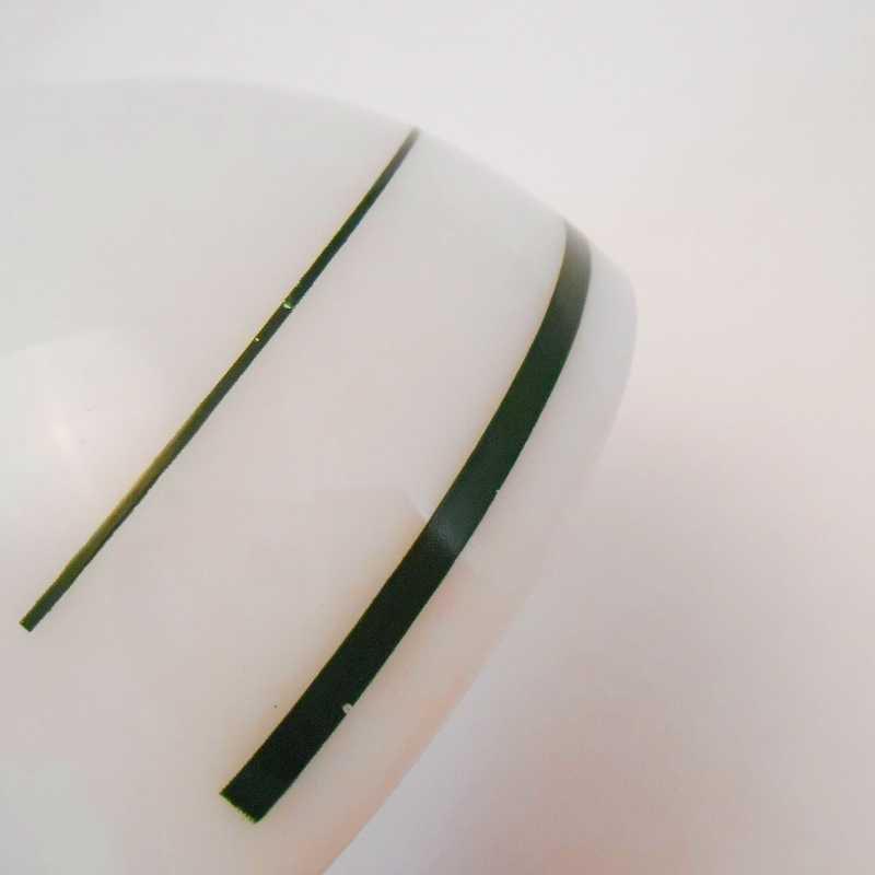 ファイヤーキング・アンカーホッキング917シリーズ・ダブルグリーンライン・カップ&ソーサー【C】【画像28】