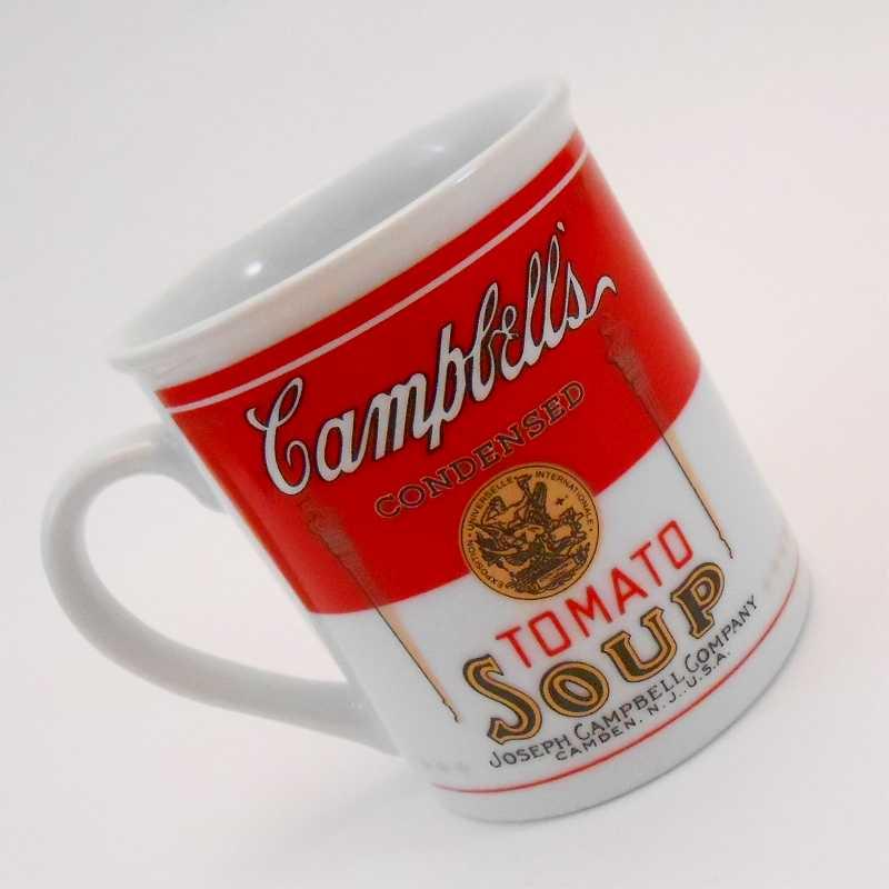 キャンベルスープ・Campbell's Soup・陶器製・クラシックマグ