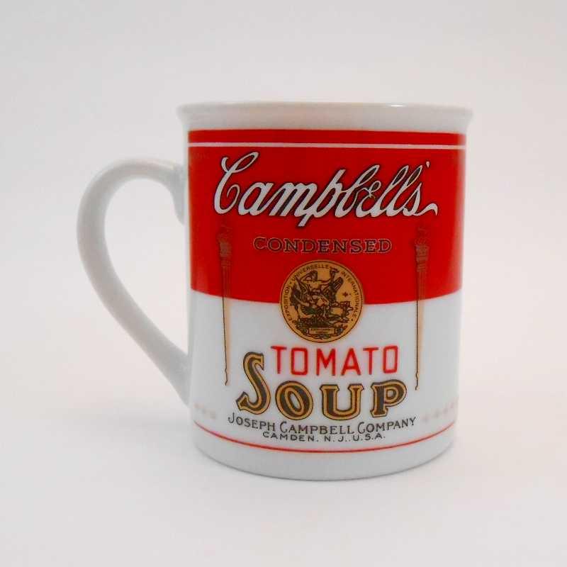 キャンベルスープ・Campbell's Soup・陶器製・クラシックマグ【画像2】