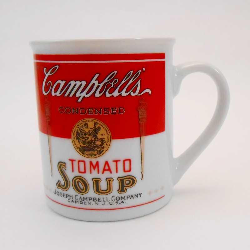 キャンベルスープ・Campbell's Soup・陶器製・クラシックマグ【画像4】