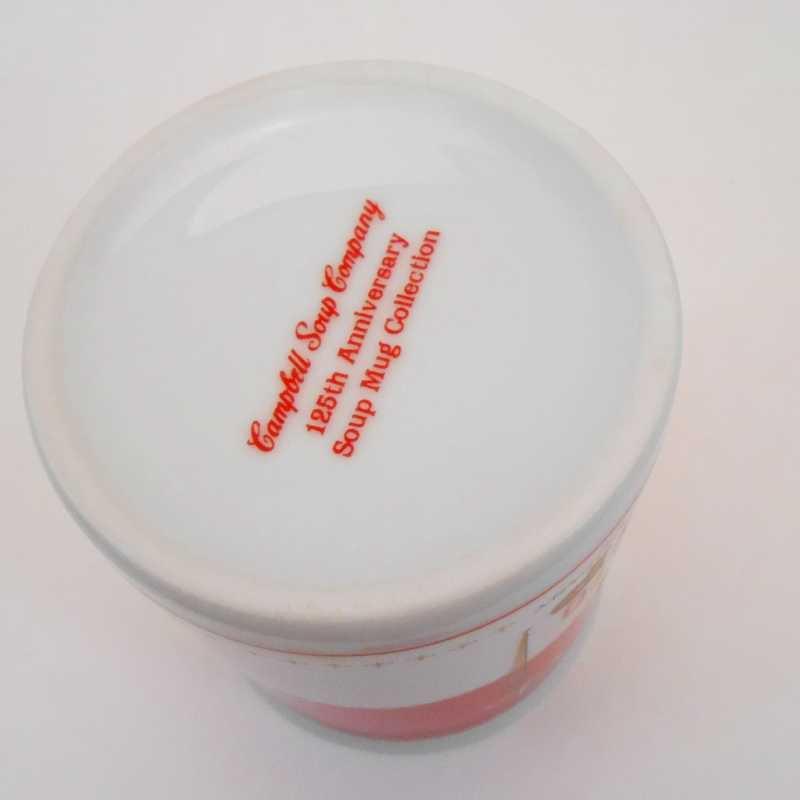 キャンベルスープ・Campbell's Soup・陶器製・クラシックマグ【画像8】
