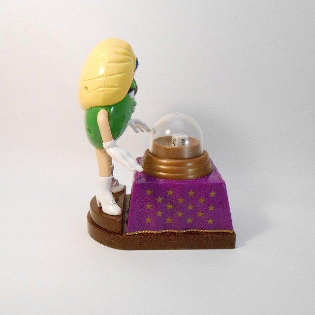 M&Ms・フォーチュンテラー・占い師・チョコレートディスペンサー・プラスチック製【画像7】