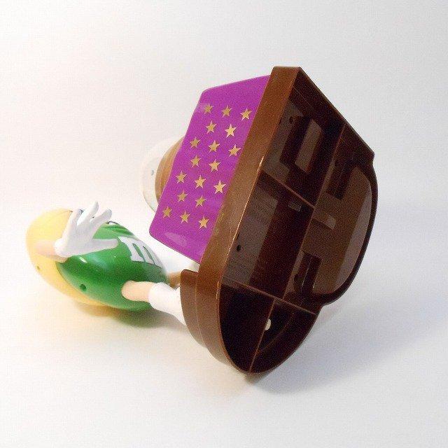 M&Ms・フォーチュンテラー・占い師・チョコレートディスペンサー・プラスチック製【画像8】