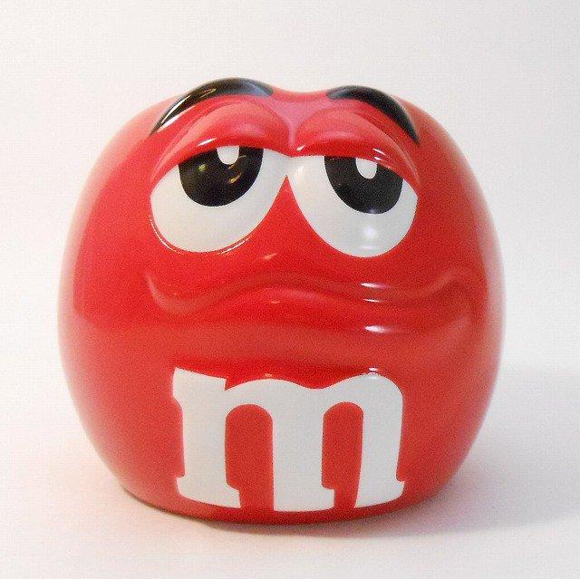 M&Ms・陶器製マグ・レッド【画像2】