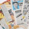 ブックス 1950年代・ヴィンテージ広告切り抜き6枚セット【H】