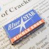 パッケージ&パッケージに味のある雑貨&チーズボックスなど ジャンク雑貨・ヴィンテージパッケージ入り・カミソリの刃1枚入・Blue Star
