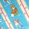 シーツ ヴィンテージキャラクターシーツ・夢見る子犬 ウィッシュボーン・フラット