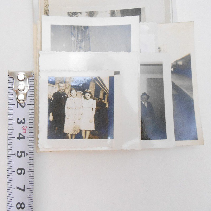 ヴィンテージフォト・人物の写真・20枚セット・1920年代から1960年代前半【A】【画像2】