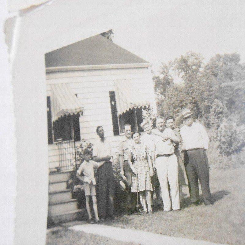 ヴィンテージフォト・人物の写真・20枚セット・1920年代から1960年代前半【A】【画像5】