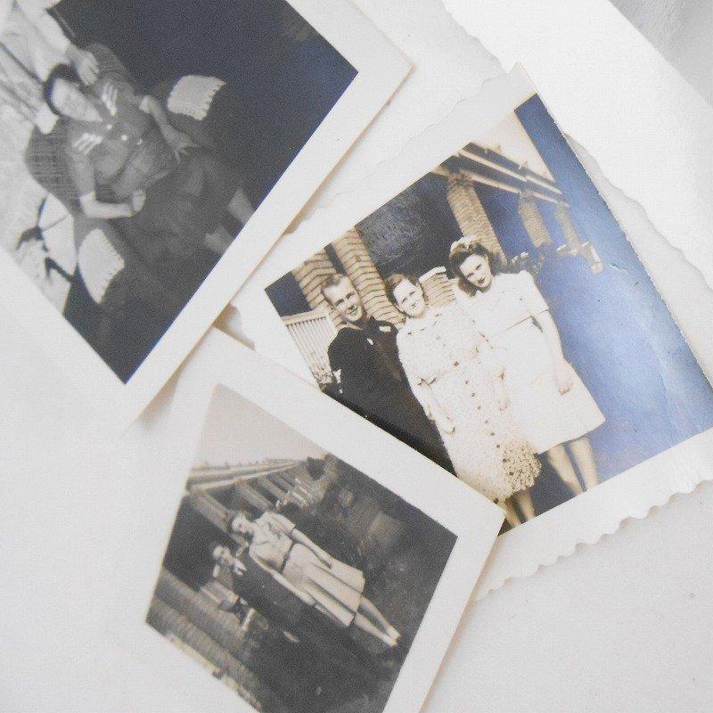 ヴィンテージフォト・人物の写真・20枚セット・1920年代から1960年代前半【A】【画像8】
