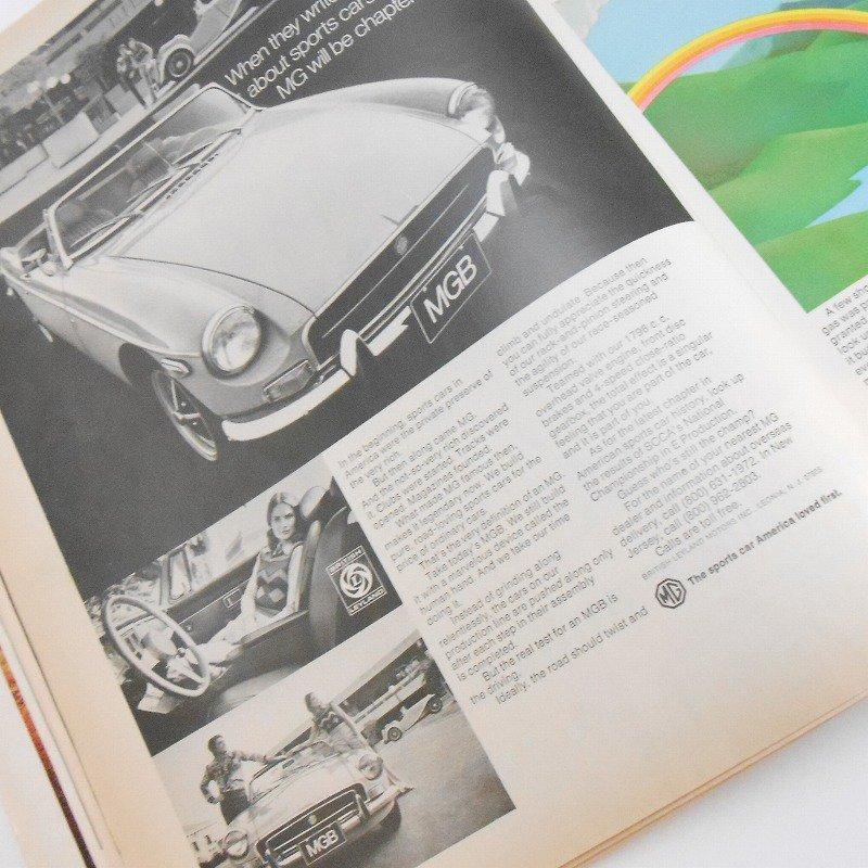 ヴィンテージマガジン・LIFE・ライフマガジン・1972年9月22日【画像5】