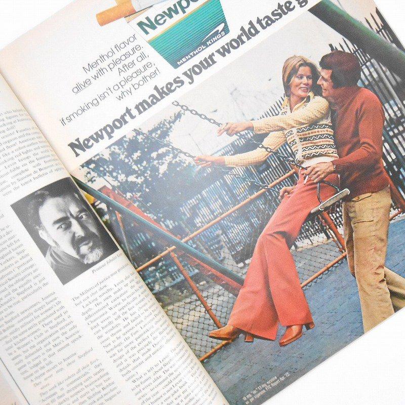 ヴィンテージマガジン・LIFE・ライフマガジン・1972年10月13日【画像6】