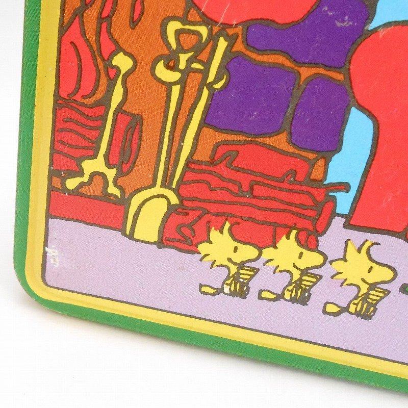 ヴィンテージ・スヌーピーとお友達・コレクターズエディッション・クリスマスティン缶【画像10】