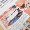 ブックス ヴィンテージ広告・パイレックスとレンジのコラボ&タオル