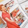 ブックス ヴィンテージ広告・パイレックスと冷蔵庫のコラボxクリームピーチ