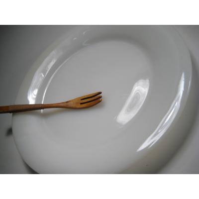 直近のソールドアウト ファイヤーキング・ホワイト・レストランウェア・ディナープレート【B】