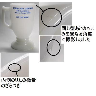 フェデラル・GARNO SEED COMPANY・フッテッドマグ【A】【画像4】