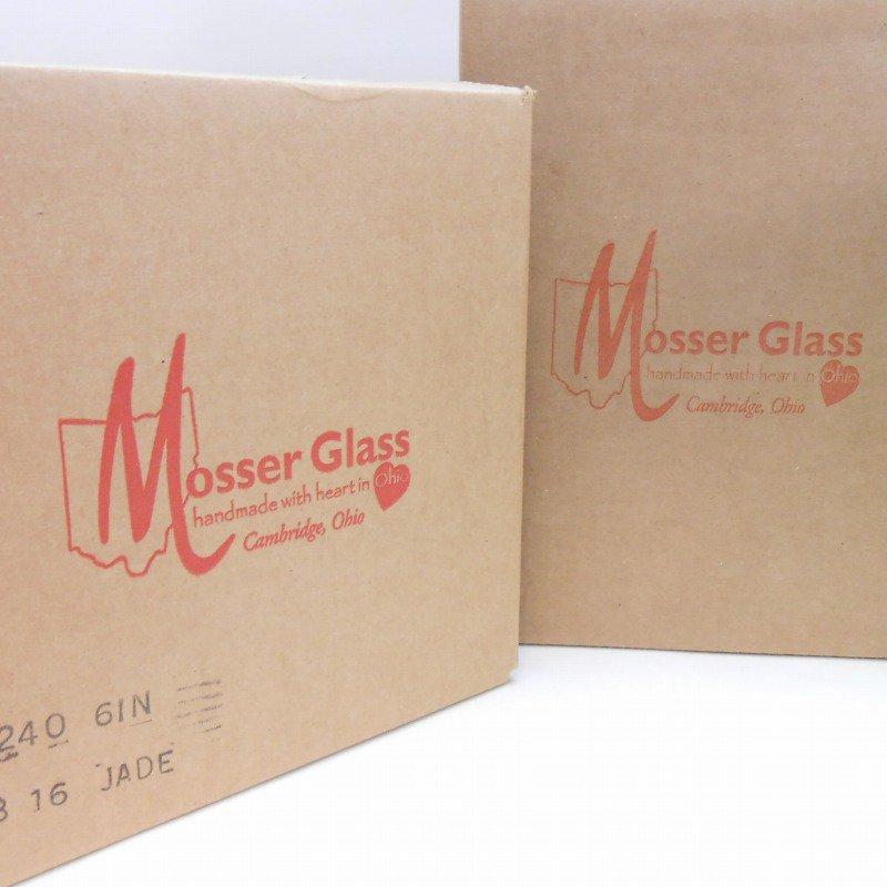 モッサーグラス Mosser Glass 6インチ ジェダイ ケーキスタンド【画像11】