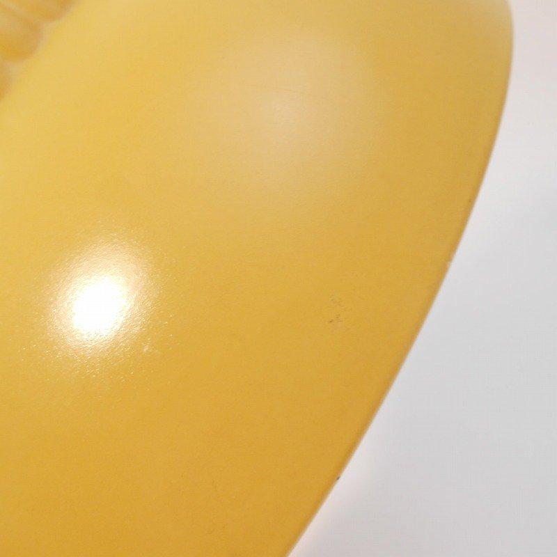 ファイヤーキング・マスタードカラー・リブボトムサラダボウル【A】【画像7】